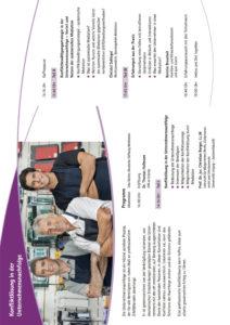Christel Schlegel FL Mediationsforum 2017 Flyer