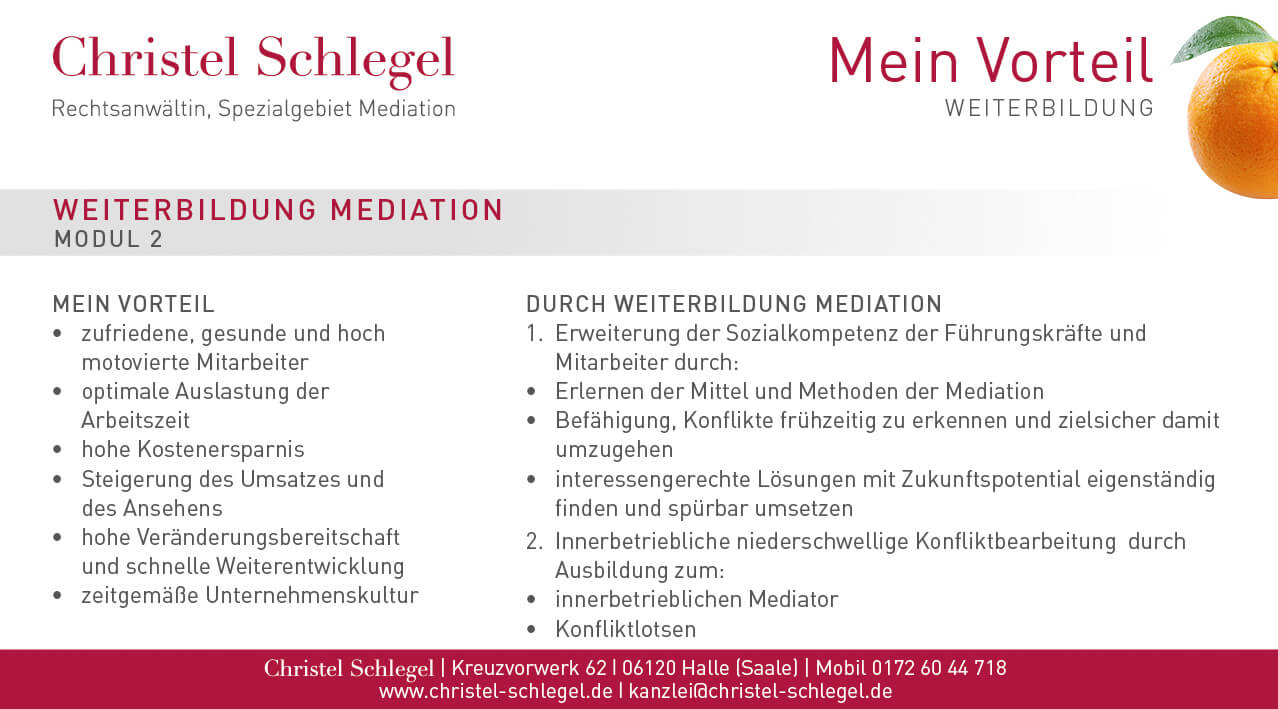 Christel Schlegel Mediation PDF Seite 5