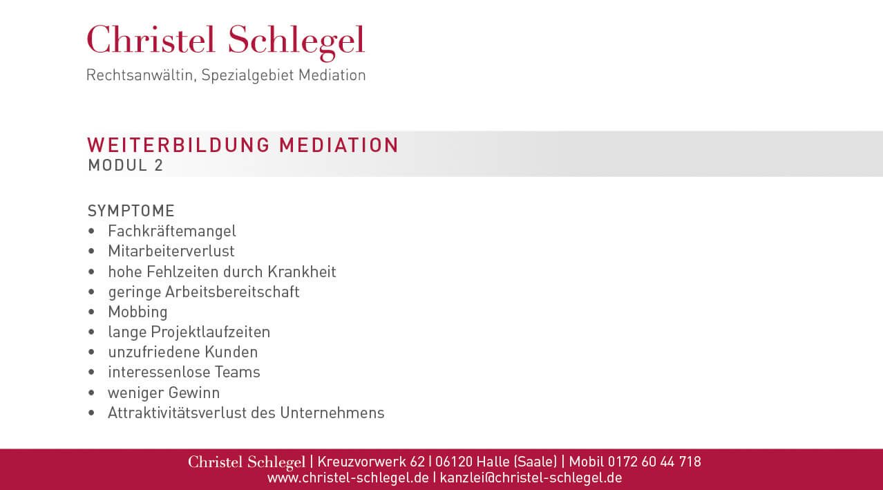 Christel Schlegel Mediation PDF Seite 6